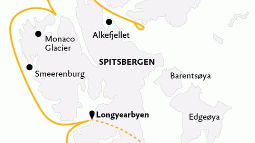Spitsbergen Explorer Wildlife Capital of the Arctic